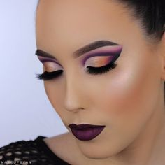 See this Instagram photo by @makeupbyan • 2,955 likes