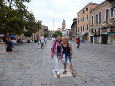 Passejant per Venècia (Itàlia) Campo Santa Margherita