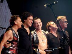 Dave Gahan & Depeche Mode