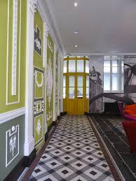 Location: Hotel Jules César, France. Carpet design by Mr. Christian Lacroix in collaboration with ege carpets.