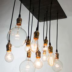 Small Urban Chandelier now featured on Fab.