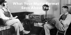What Your Music Format Says About You   Pitchfork