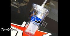 #promotionalproducts #promos #promoproducts #promotionaliteams #tradeshows #tradeshowswag #SignaramaColorado #Signs #colorado Promotional Product Ideas - Tumblers