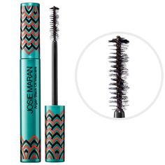 JOSIE MARAN - Argan Black Oil Mascara: A mascara that never sleeps: a highly-effective and natural, argan oil treatment mascara that nourishes, lengthens, volumizes, lifts, and curls lashes for 24 hours. #Sephora #exclusive #makeup
