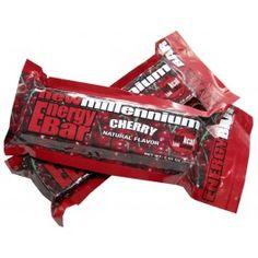 Millennium Energy Bar (Cherry) - 400 Calories