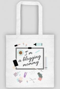 Blogging mommy - torba - bag