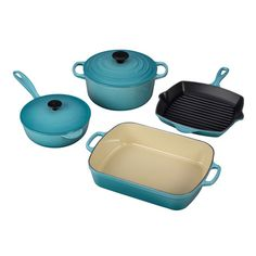 Found it at Wayfair - Le Creuset 6 Piece Cookware Set Love Love this