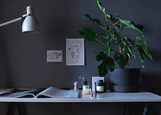 workspace inspiration. Annie Lindgren
