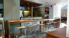 Lounge seating at ABODE Restaurant 1223 Robson Street, Vancouver, B.C. @ABODEdesignstudio Restaurant