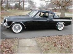 1961 Hawk- Way ahead of it's time