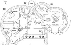 cob house plans | cob house with cool pantry