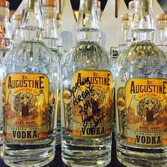 Spring Break is for adults too. Come visit us today. Tours run through 5 p.m. Photo courtesy of Kelly McTaggart one of our fabulous tour guides. by staugustinedistillery