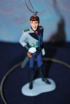 Disney's Prince Hans Frozen Figurine Ornament   Free by HobbyHaven, $13.50