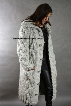 chunky knit cardigans Chunky Knit Cardigan b7b6e6b313