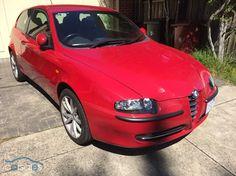 2003 Alfa Romeo 147 Selespeed Twin Spark Auto MY02-$4,850*