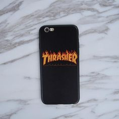 Thrasher Logo Phone Case