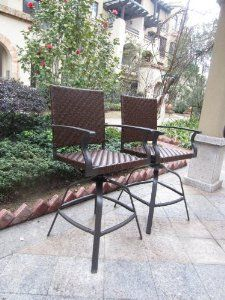 Perfect Compliment To The Bar Table Allen Roth Set Of 4