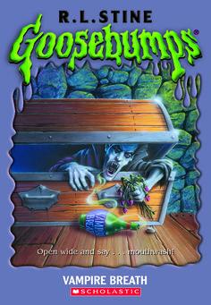 Goosebumps Vampire Breath