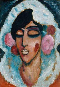 Jawlensky, (german expressionism)