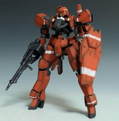 tentativenewtype: grumpelstiltzkin: random-beard-man: jeromerp: God bless gunpla twitter. The graze is now my favorite grunt suit. ok..that Aldnoah Zero Paint job is hot AF God, I love the Graze so much. Wonder if I could mix the Gadessa with the Graze. Aldnoah.Zero and Mass Production Eva paint jobs. Sweet!