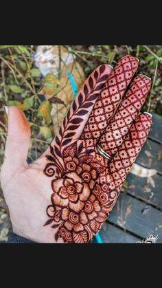 Arabian Mehndi Design, Palm Mehndi Design, Floral Henna Designs, Back Hand Mehndi Designs, Full Hand Mehndi Designs, Mehndi Designs Book, Modern Mehndi Designs, Mehndi Designs For Girls, Mehndi Designs For Beginners