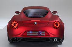 Alfa+Romeo+4C | Alfa Romeo 4C: nuovi dettagli della vettura di serie