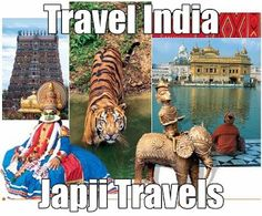 Travel India with Japji Travels!