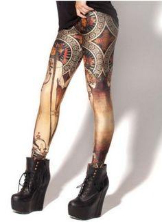 Legging Fashion Print