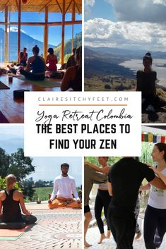 Thinking of doing a yoga retreat Colombia? In this post, I share some of the top yoga and meditation retreats you will find in Colombia. Trip To Colombia, Visit Colombia, Colombia Travel, Brazil Travel, Argentina Travel, Costa Rica Travel, Peru Travel, Travel Usa, Asia Travel