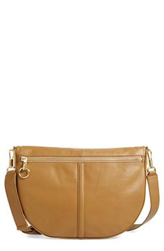 Elizabeth and James 'Scott Moon' Leather Crossbody Bag available at #Nordstrom