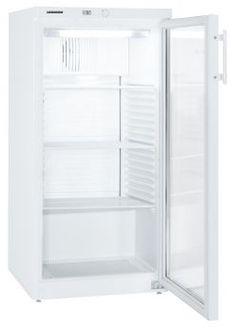 Liebherr FKv 2643 Getränkekühlschrank mit Glastür Interior Lighting, Energy Consumption, Corning Glass