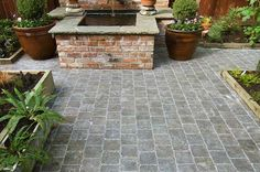 Grisaille Limestone Paving - Maiden Stone Inc.