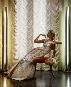 Fendi's Fairy Tale - Gigi Hadid by Karl Lagerfeld Harper's Bazaar