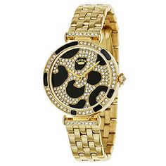 Women  Watches - Juicy Couture Womens 1901169 J Couture GoldTone Watch -- Click image to review more details. (This is an Amazon affiliate link)