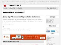 Annuaire Web utile pour l'indexation et le positionnement de votre site internet