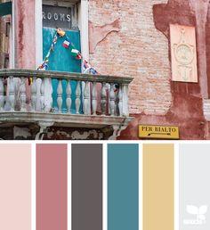 { building color } image via: @peoniesncream