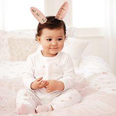 Bunny Face Pyjamas | The White Company