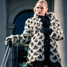 Multi-functional Luxury by Heli Miikkulainen-Gilbert can be Worn 7 Ways #fashion trendhunter.com