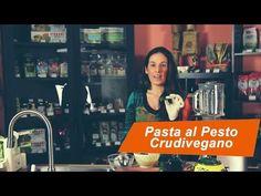 Pasta al Pesto Crudivegano