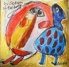 Outsider Art | Art Brut and Outsider Art: Outsider Artist, Alexandra Huber