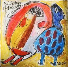 Outsider Art   Art Brut and Outsider Art: Outsider Artist, Alexandra Huber