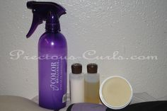 Tip: Moisturizing and Sealing : Precious Curls | Celebrate Natural Hair! - A Natural Hair Care and Styling Blog