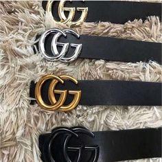 26d02c40c4 Cinto Gucci lindo disponível na nossa loja amanhã mores🖤 💳65,00|💵