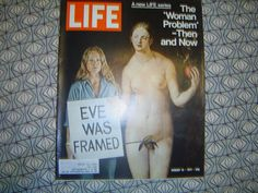LIFE Series The Woman Problem Then and Now August 13 by LONLAR803, $10.00