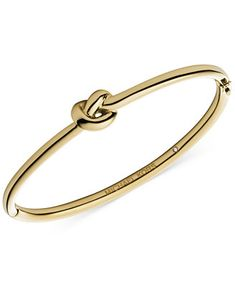 Michael Kors Knot Bangle Bracelet