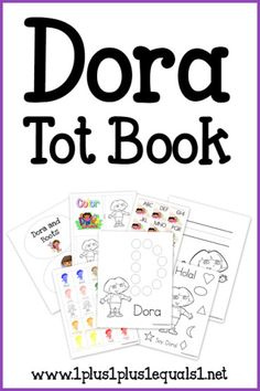 Take a look at a handful of my most beneficial solutions. Starting to learn a language can be fun and exciting. Learning English For Kids, Learning Spanish, Kids Learning, Spanish Class, Tot School, School Fun, Dora And Friends, Shape Names, Do A Dot