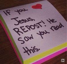 Don't repost this just because it says to. Repost this so others can know who Jesus is Love The Lord, God Is Good, Gods Love, Lord And Savior, God Jesus, Faith Quotes, Bible Quotes, Strong Quotes, Bible Verses