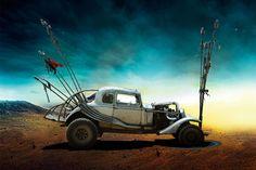 Autonews :: Новости :: «Оскар» с турбиной: какими автомобилями запомнился «Безумный Макс»
