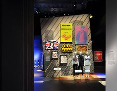 V British Design Environmental Graphics, Museum Exhibition, Victoria And Albert Museum, Trade Show, British Style, Retail Design, Wall Murals, The Past, Display