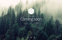 2Simple Nature Coming Soon Template - Websites - 4